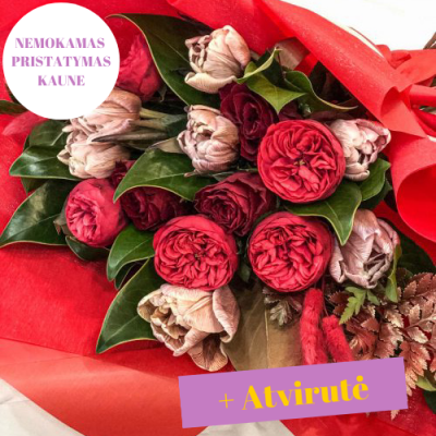 dovana valentino dienai