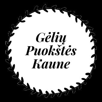 Gėlių Puokštės Kaune